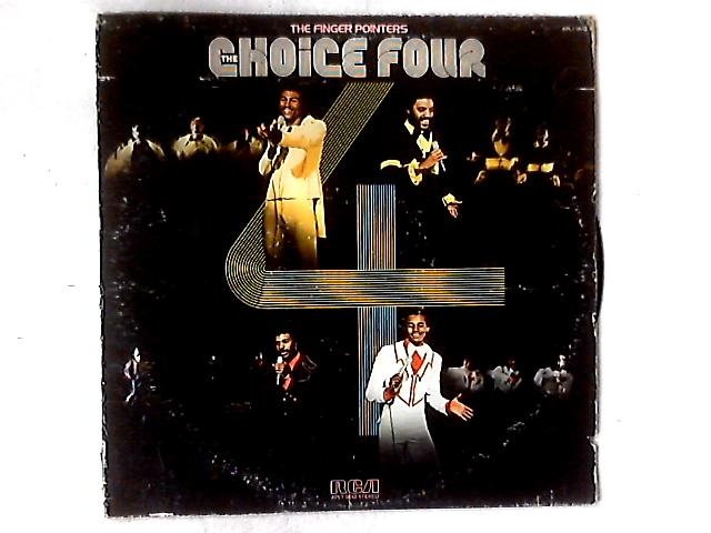 The Finger Pointers LP By The Choice Four