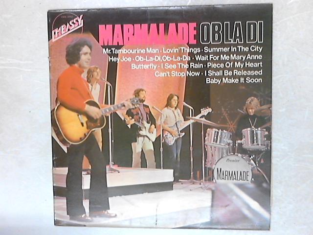 Ob La Di LP By The Marmalade