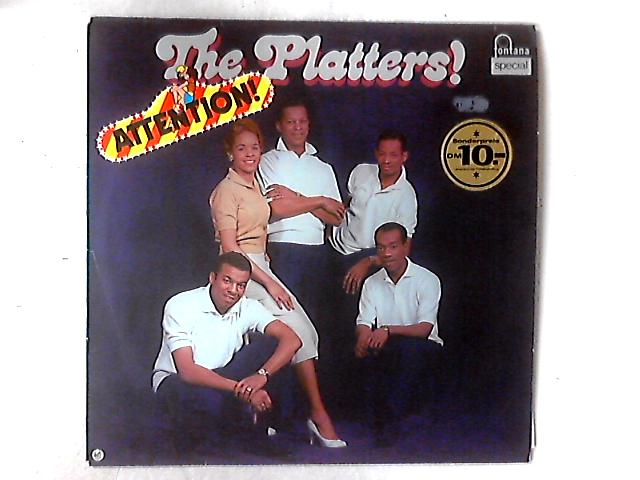 Attention! LP COMP By The Platters