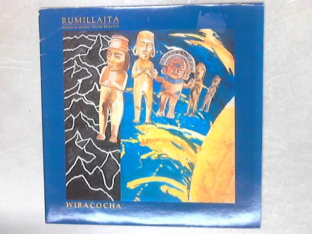 Wiracocha LP By Rumillajta