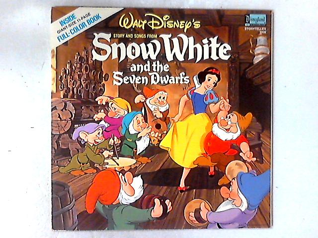 Snow White And The Seven Dwarfs LP GATEFOLD By Various