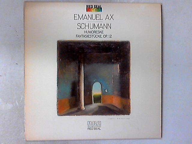 Humoreske - Fantasiestücke, Op. 12 LP By Emanuel Ax