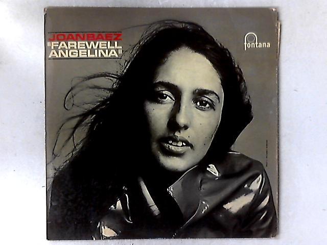 Farewell Angelina LP By Joan Baez