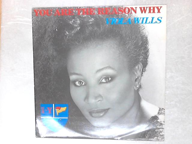 You Are The Reason Why 12in Single By Viola Wills
