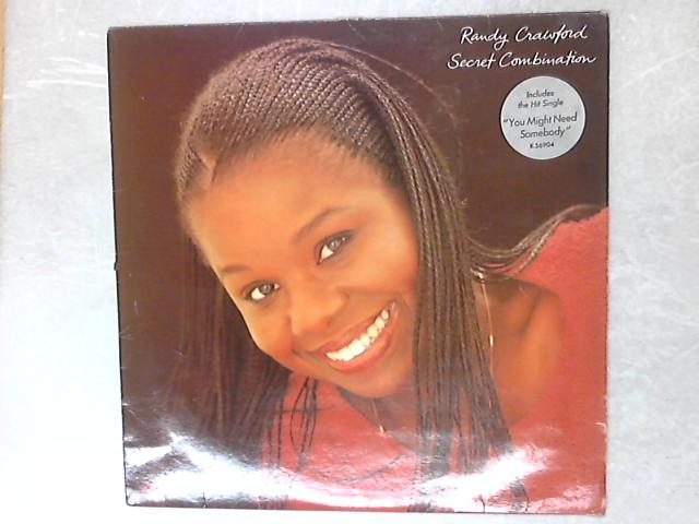 Secret Combination LP By Randy Crawford