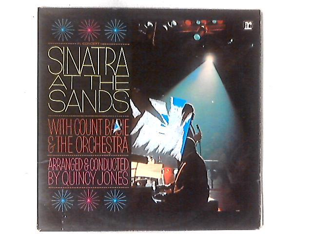 Sinatra At The Sands 2xLP GATEFOLD By Frank Sinatra