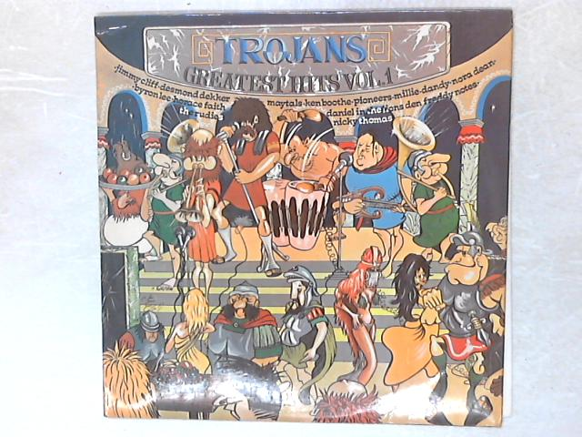 Trojan's Greatest Hits Vol. 1 COMP LP By Various