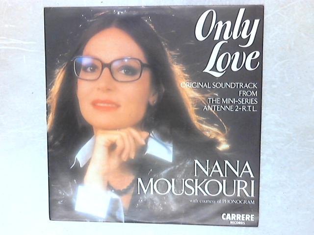 Only Love 12in Single By Nana Mouskouri