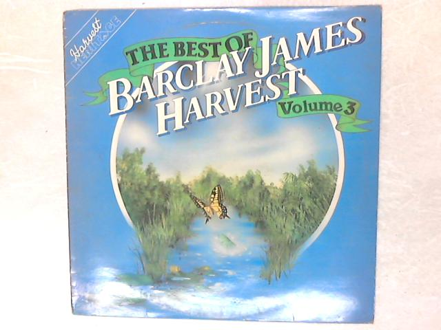 The Best Of Barclay James Harvest Volume 3 LP By Barclay James Harvest