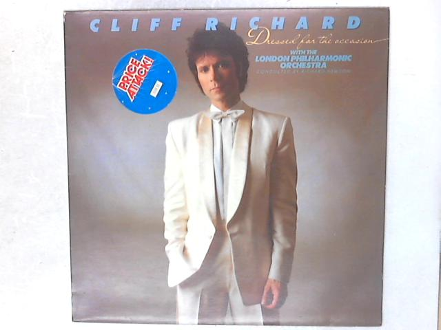 Dressed For The Occasion LP By Cliff Richard
