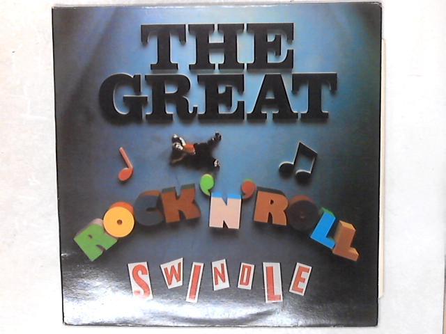 The Great Rock 'N' Roll Swindle 2xLP By Sex Pistols