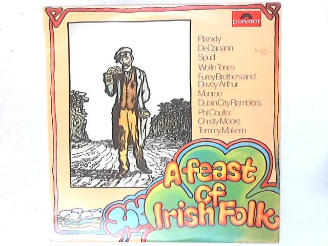 A Feast Of Irish Folk COMP LP By Various