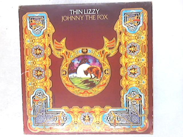 Johnny The Fox LP By Thin Lizzy