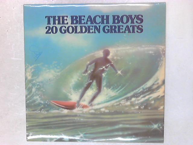 20 Golden Greats LP By The Beach Boys