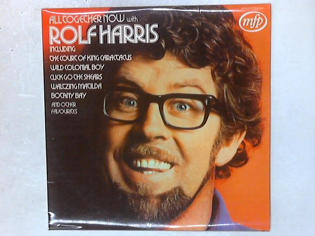 All Together Now LP By Rolf Harris
