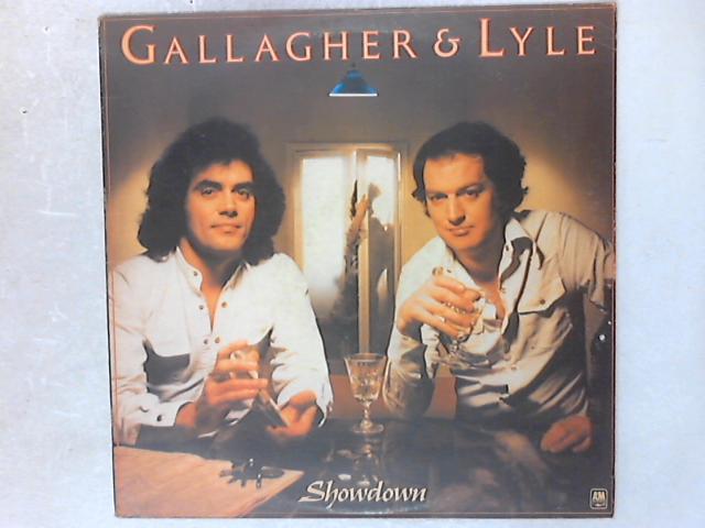 Showdown LP By Gallagher & Lyle