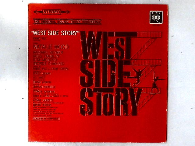 West Side Story (The Original Sound Track Recording) LP By Various