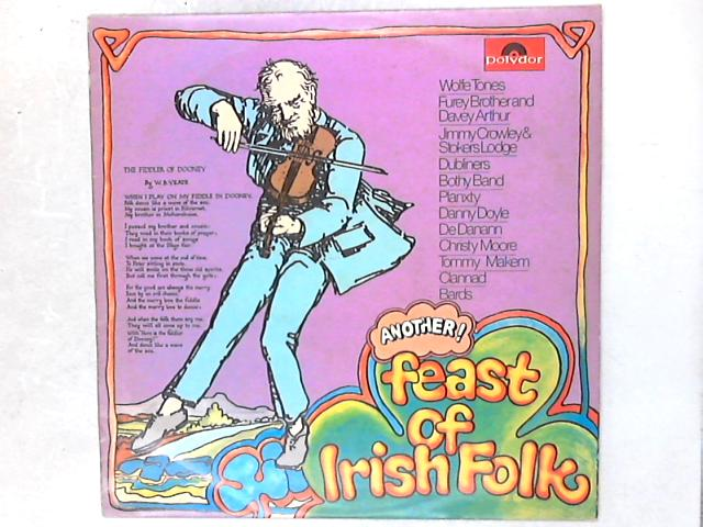 Another Feast Of Irish Folk COMP LP By Various