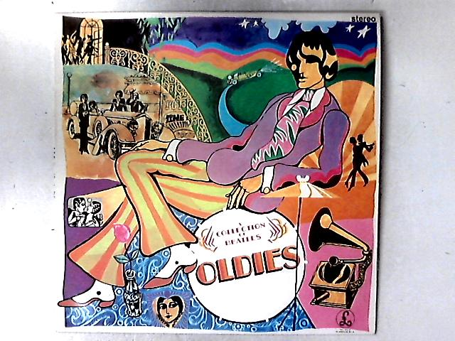 A Collection Of Beatles Oldies LP COMP By The Beatles