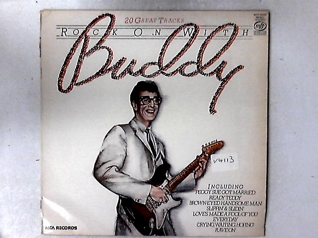 Rock On With Buddy LP COMP By Buddy Holly