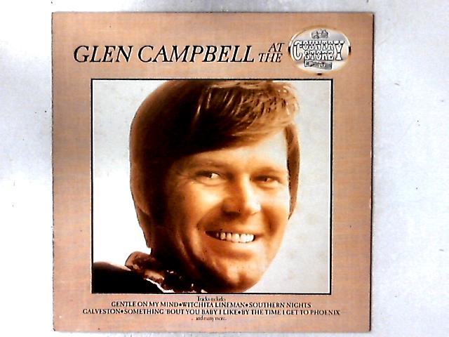 At The Country Store Music Co Inc LP COMP By Glen Campbell