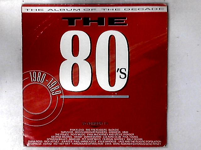The 80's - The Album Of The Decade 2xLP COMP GATEFOLD By Various