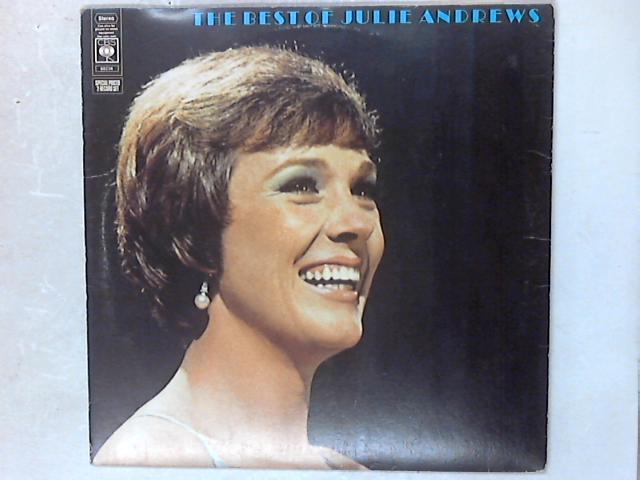The Best Of Julie Andrews 2xLP By Julie Andrews