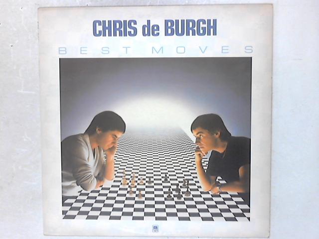 Best Moves LP By Chris de Burgh