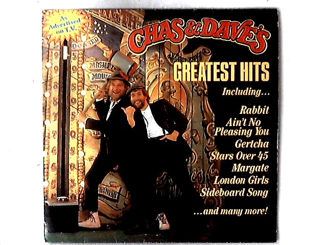 Chas & Dave's Greatest Hits LP COMP GATEFOLD By Chas And Dave