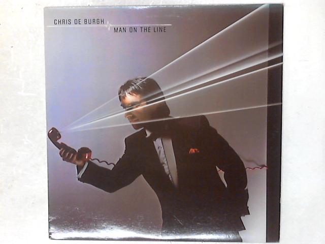 Man On The Line LP By Chris de Burgh