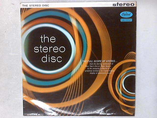 The Stereo Disc LP By Various
