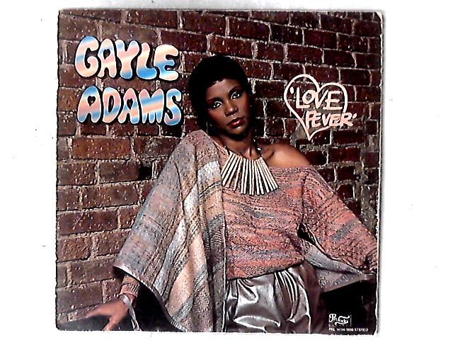 Love Fever LP By Gayle Adams