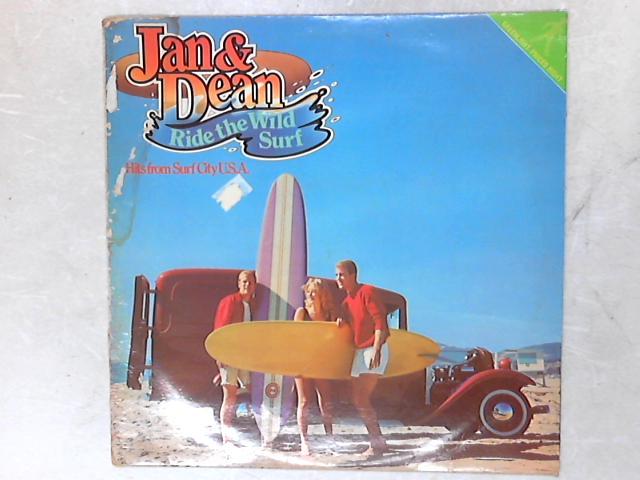Ride The Wild Surf LP By Jan & Dean