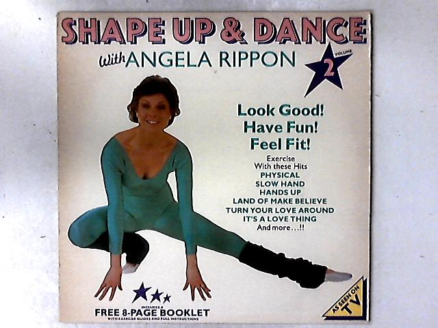 Shape Up & Dance Volume 2 LP + BOOKLET By Angela Rippon