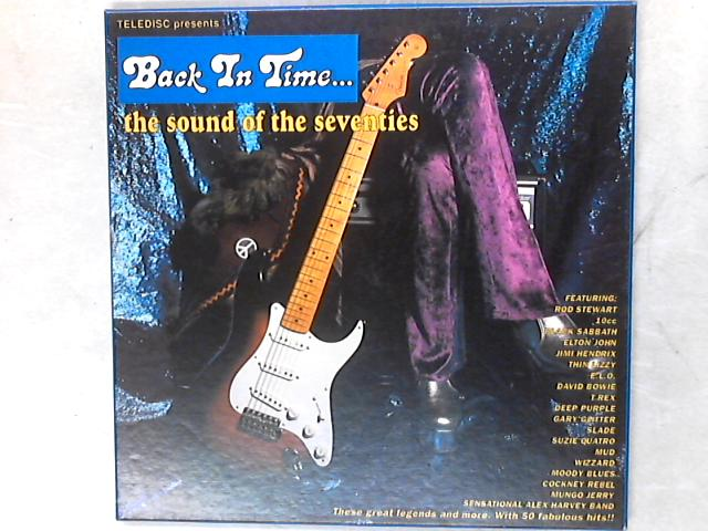 Back In Time... The Sound Of The Seventies 4xLP COMP By Various