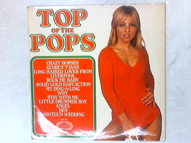 Top Of The Pops Vol. 28 LP By The Top Of The Poppers