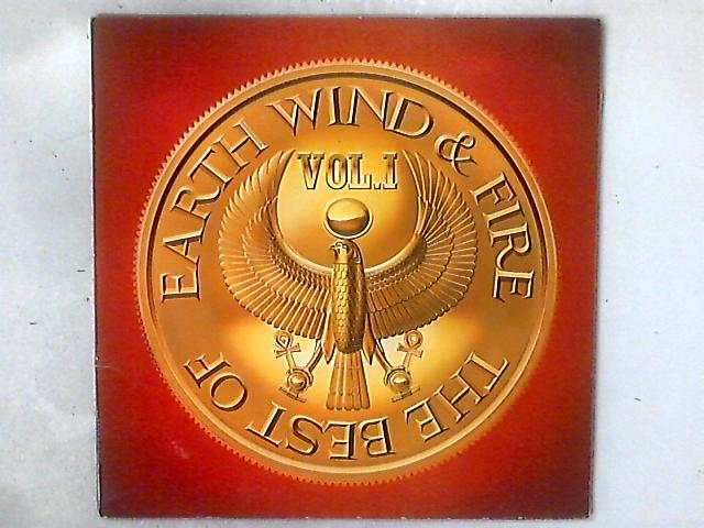The Best Of Earth Wind & Fire Vol. I LP COMP By Earth, Wind & Fire