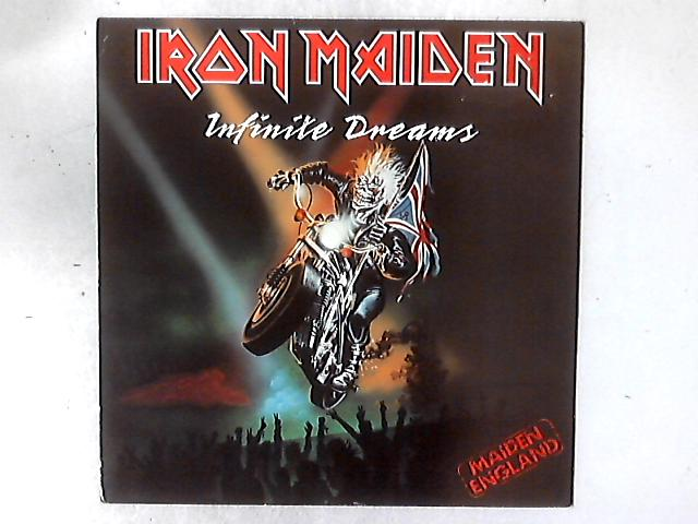 Infinite Dreams 12in By Iron Maiden