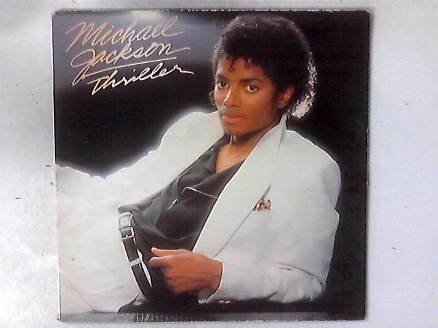 Thriller LP GATEFOLD By Michael Jackson