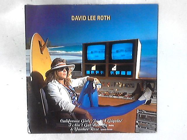 California Girls 12in By David Lee Roth