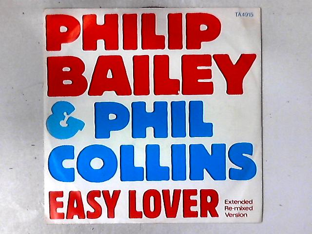 Easy Lover (Extended Re-mixed Version) 12in By Philip Bailey