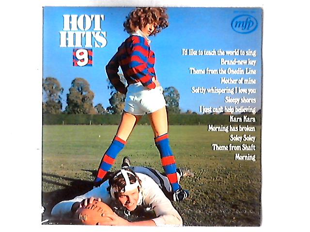Hot Hits 9 LP By Unknown Artist