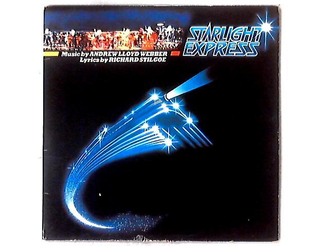 Starlight Express 2xLP GATEFOLD By Andrew Lloyd Webber