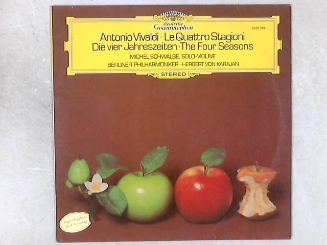 Le Quattro Stagioni LP By Antonio Vivaldi