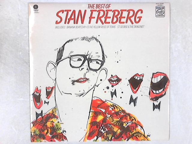 The Best Of Stan Freberg LP by Stan Freberg