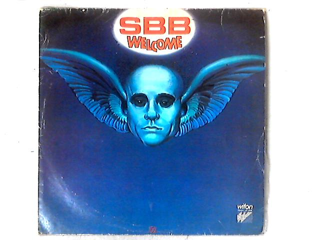 Welcome LP By SBB