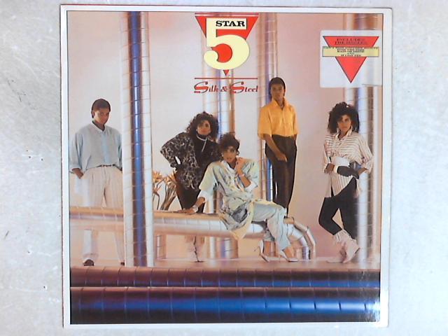Silk & Steel LP By Five Star