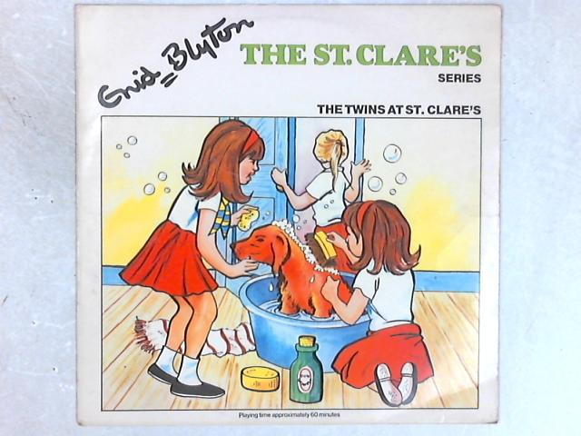 The Twins At St. Clare's LP by Enid Blyton