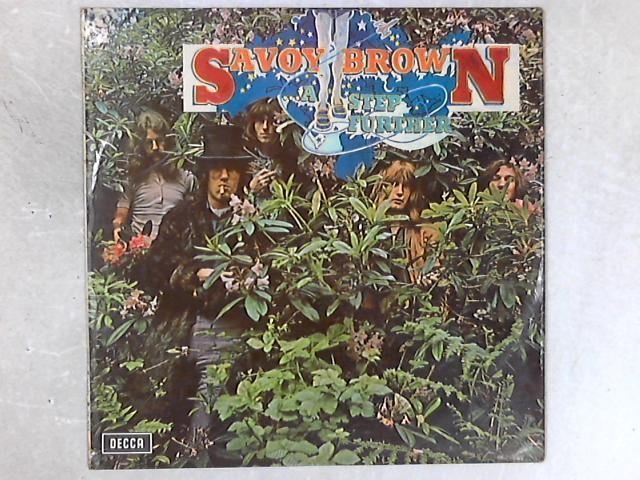 A Step Further LP by Savoy Brown