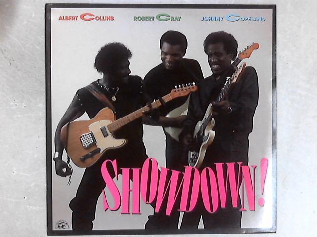 Showdown! LP by Albert Collins
